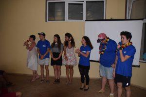 Abschlussveranstaltung nach Hawdala
